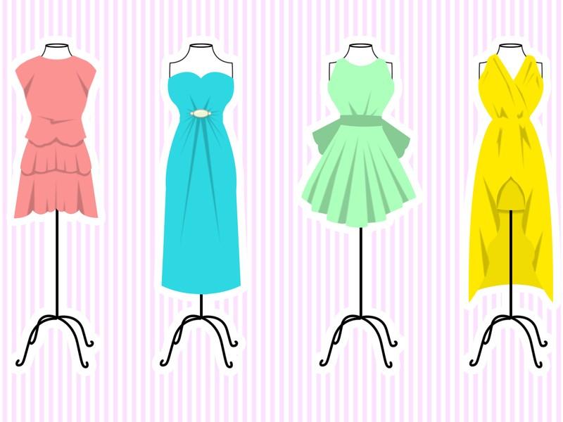 【オンライン】好感度UP!披露宴/パーティのお呼ばれドレス選びの画像
