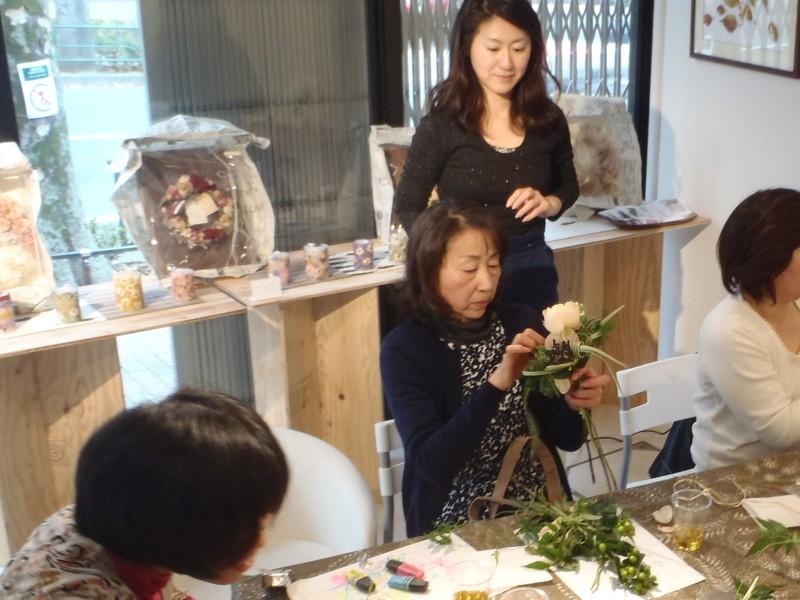 フラワーカウンセリング/お花をとおして頑なに緊張した心をときほぐすの画像