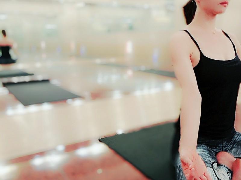 """【オンラインヨガ】緩んだお腹をスッキリ""""ビューティーシェイプヨガ""""の画像"""