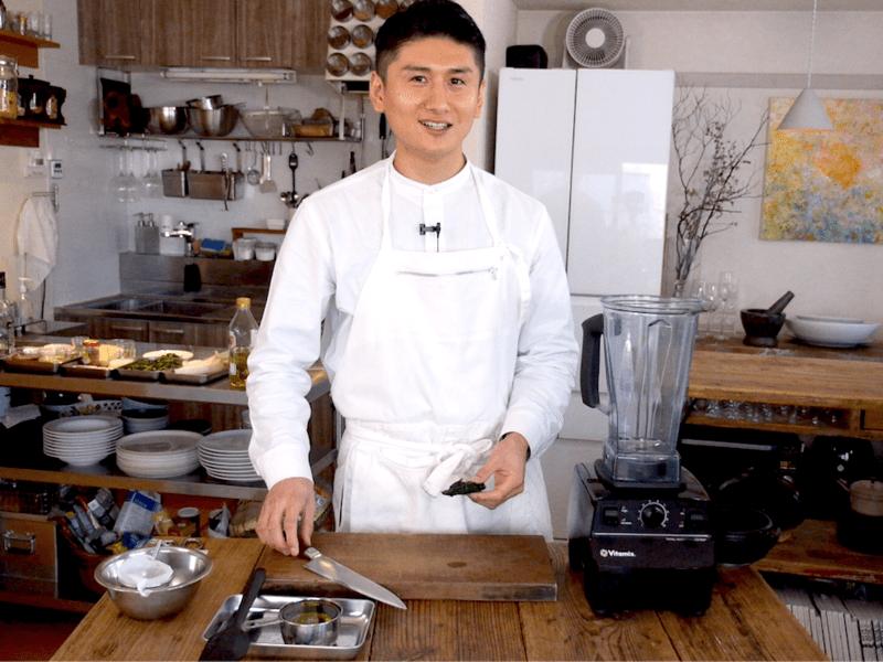 料理を理論で学びたい人の為のオンラインレッスン フレンチ編の画像