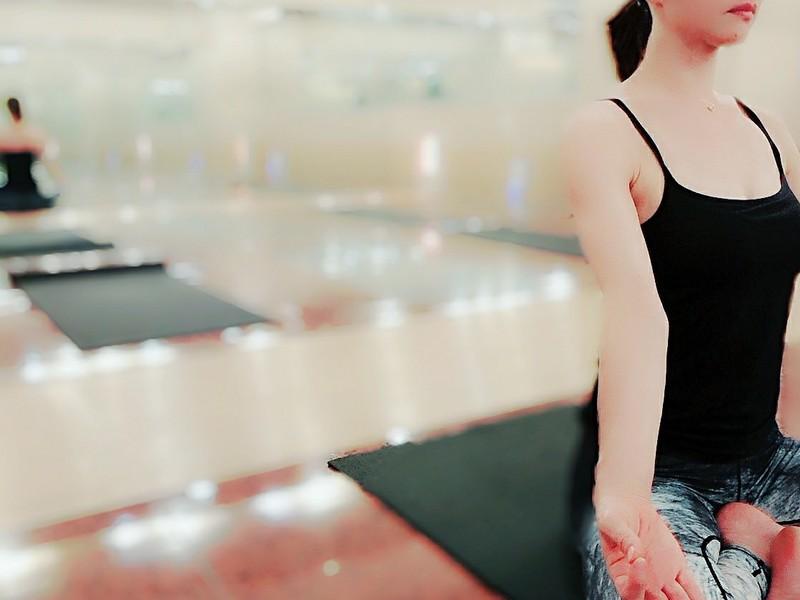 """【オンラインヨガ】自宅で気分リフレッシュ""""モーニングフローヨガ""""の画像"""