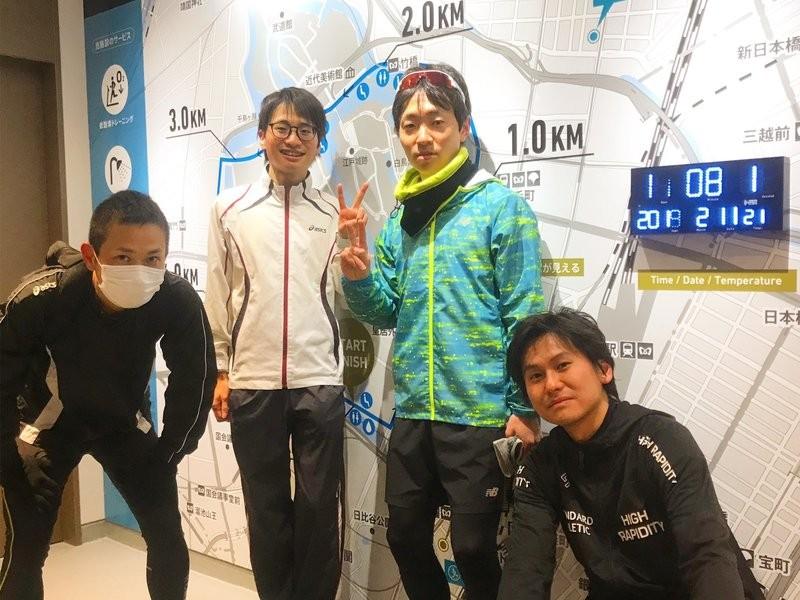 【完走確実】初心者ランナーをたった4ヶ月でフルマラソン完走させますの画像