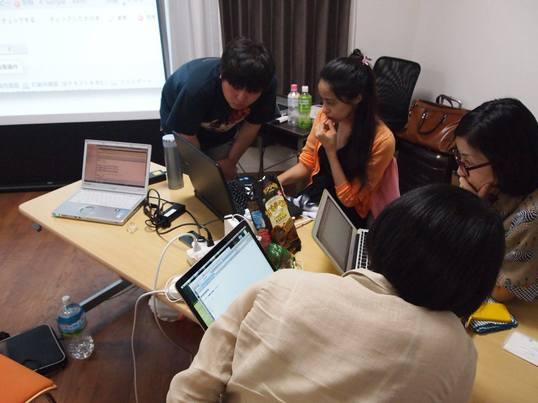 大阪【初心者向】プログラミングを学ぶ15時間、1時間1500円以下の画像