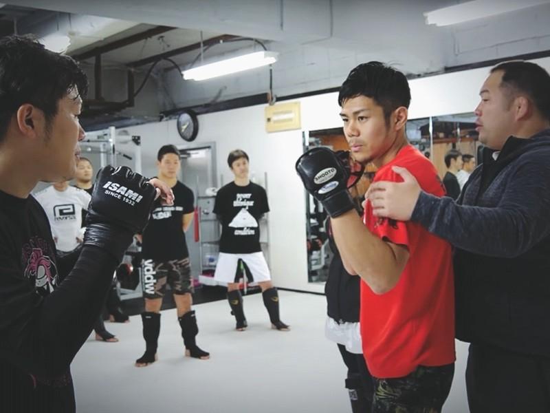 【月〜金 日替わり】有名格闘家が教える!総合格闘技オンライン講座の画像