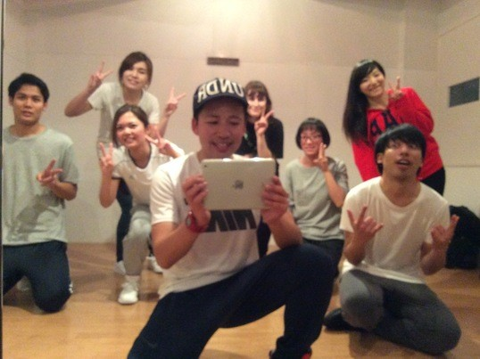 Hiphop exercise & dinnerの画像