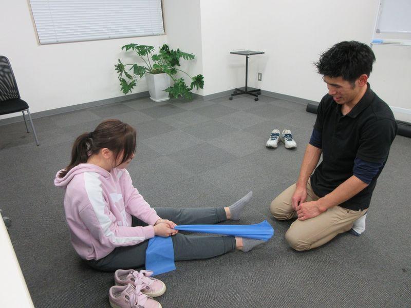 【オンラインあり】現役体操選手が教える腕・脚引締めレッスンの画像
