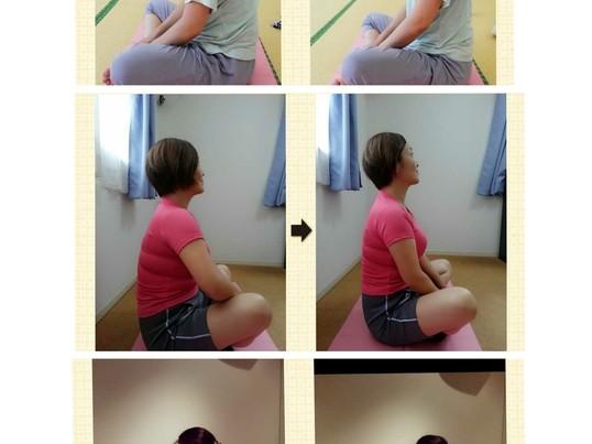 【初心者OK】腰痛改善『美呼吸ストレッチヨガ』の画像