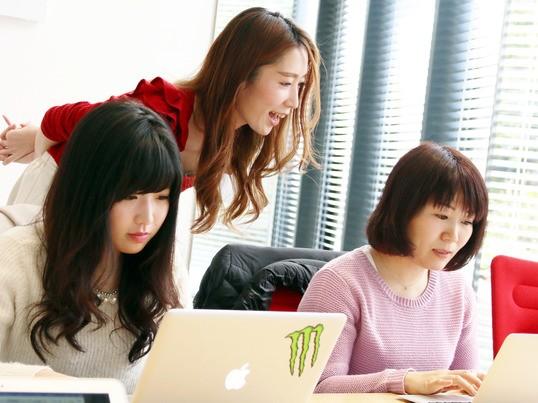 今どき女子はやっている⁈HTML・CSSを学んで新しい自分に出会うの画像