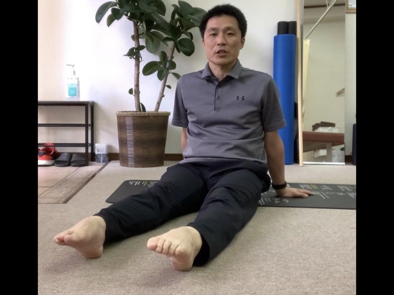 【オンライン開催】動かそう!股関節‼~ストレッチ&エクササイズ~の画像