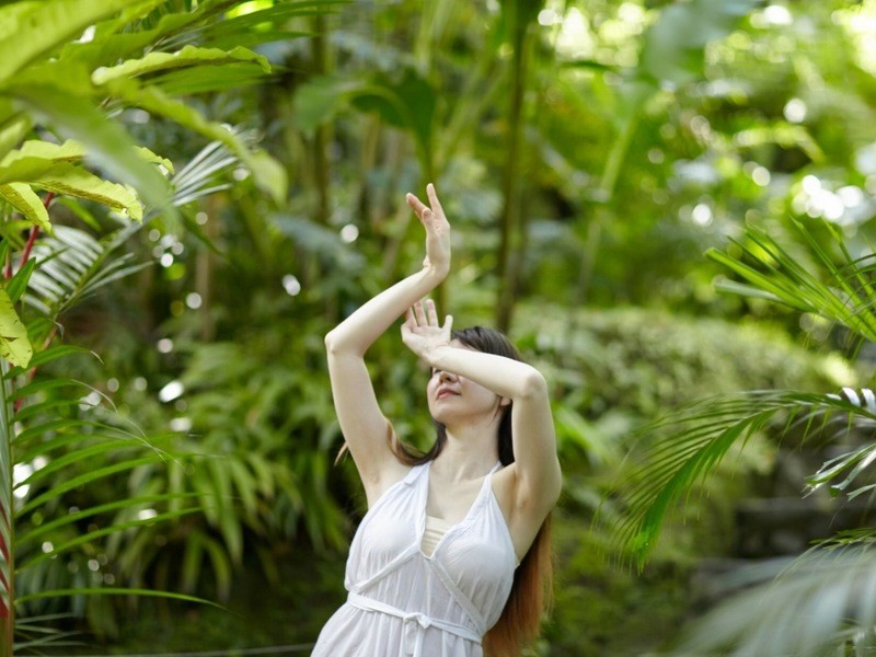 新月🌚満月🌝開催【オンライン30分】女神の【シャクティ瞑想】 の画像