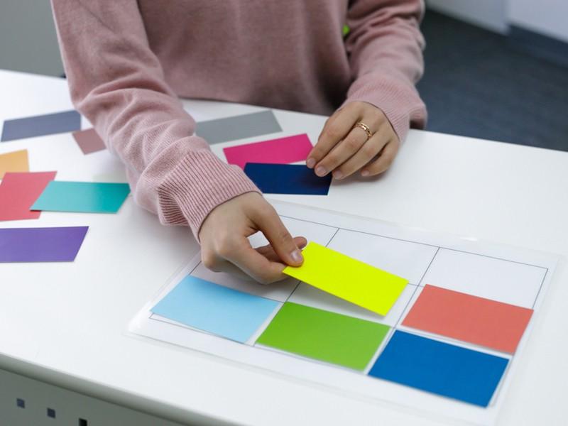 オンラインでカラー資格!似合う色診断やカラーセッションが出来る!の画像
