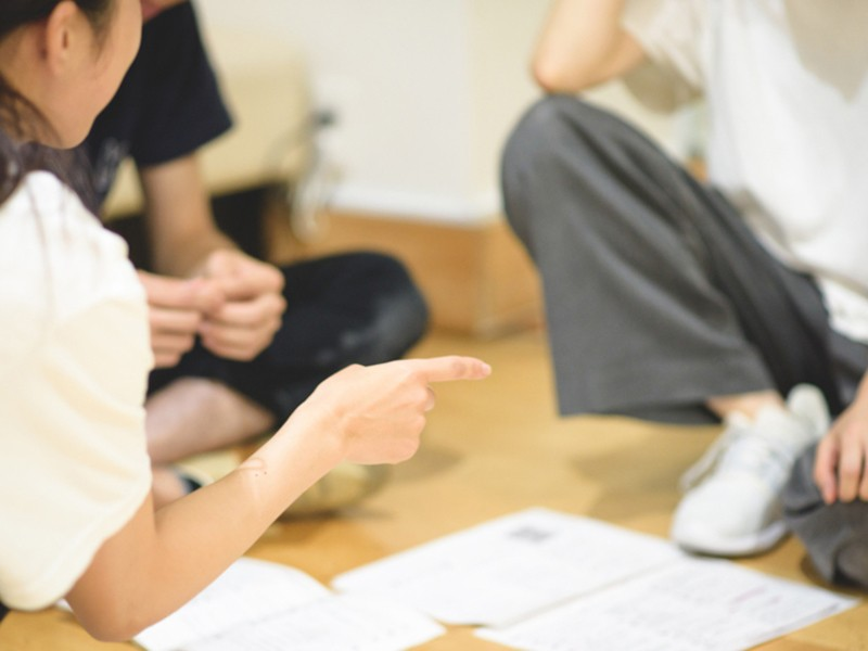[オンライン講座] 現役女優さんが直接指導★演技ベースアップクラスの画像