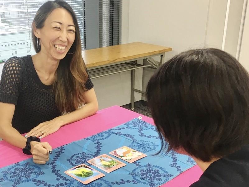 【オンライン!初心者OK!(初級)】数秘×ハワイのマナカード講座の画像