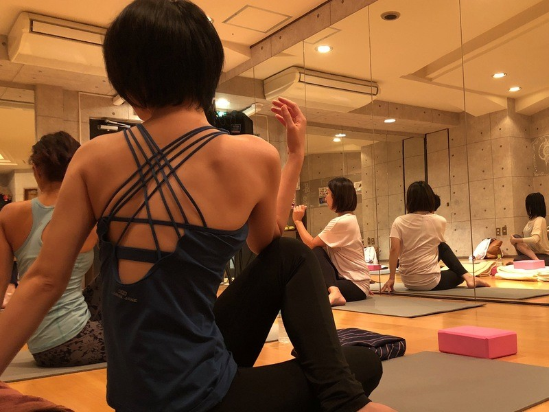 【横浜元町】ナイトヨガ〜ヨガ未経験の方大歓迎〜の画像