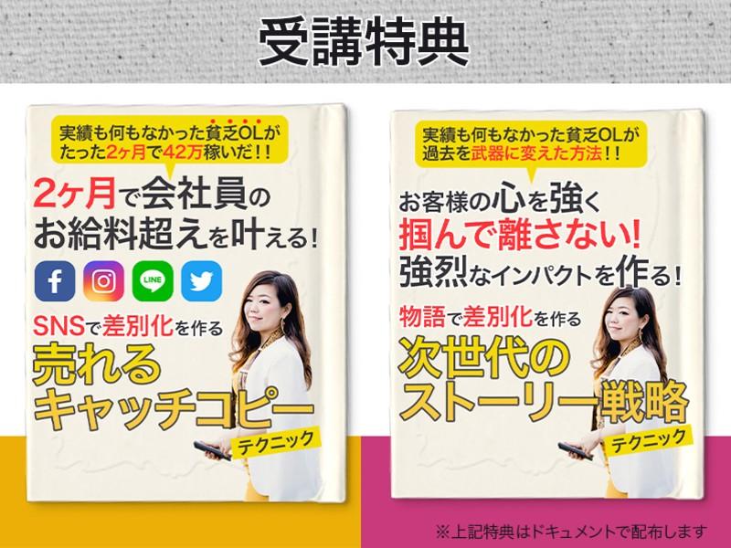 【オンライン】売上UPも集客UPも!ターゲット構築2h集中実践講座の画像