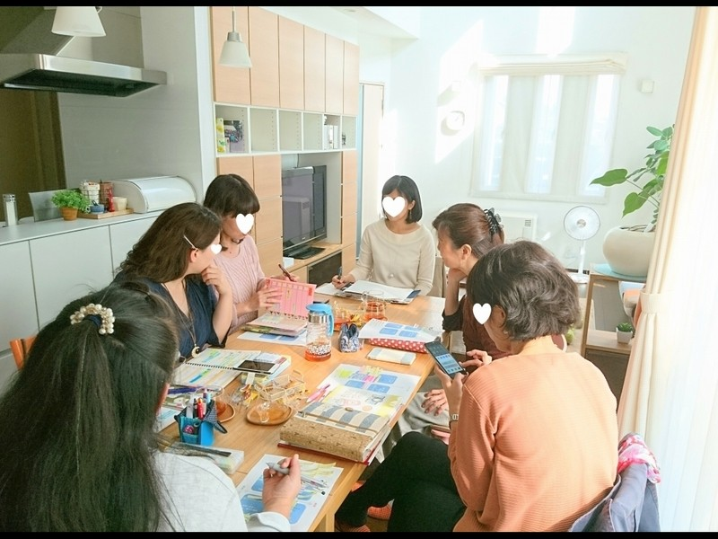 【オンライン】フセンと手帳で毎日が整う時間整理術の画像