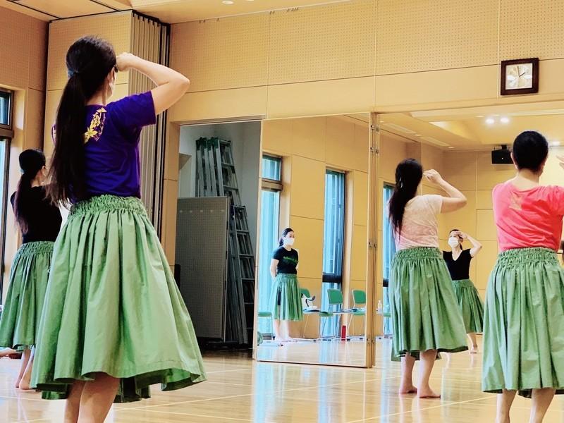【オンライン】踊ろう!ハワイアンフラベーシックLESSONの画像