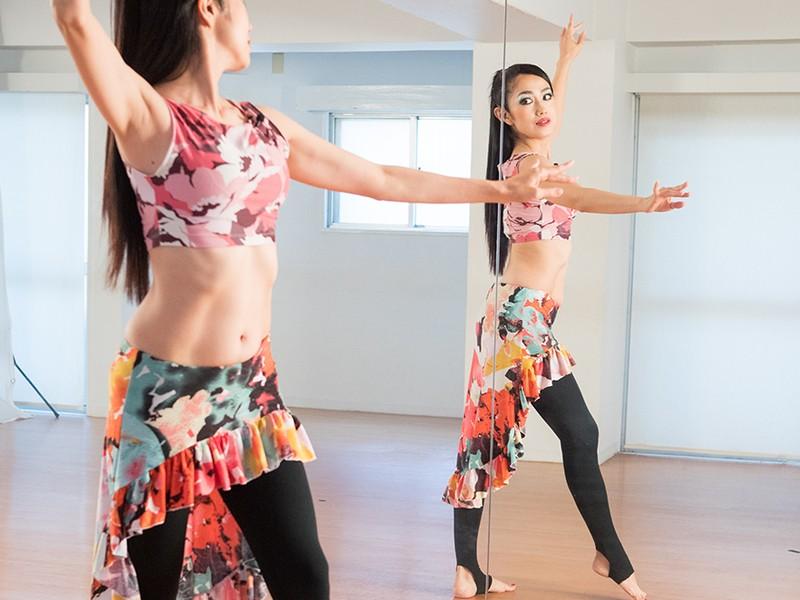 【オンライン】ベリーダンスで自粛太り解消!くびれ美人お腹ダイエットの画像