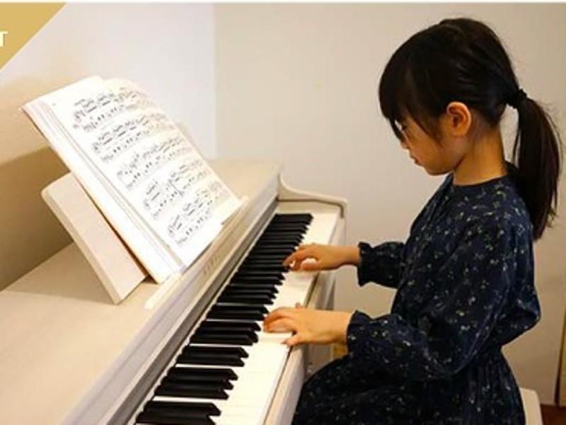 オンラインピアノレッスンの体験講座の画像