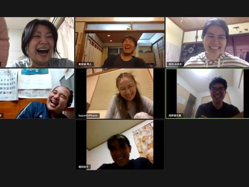 【はじめての】笑ってコミュ力UP!!インプロ・会話のトレーニングの画像