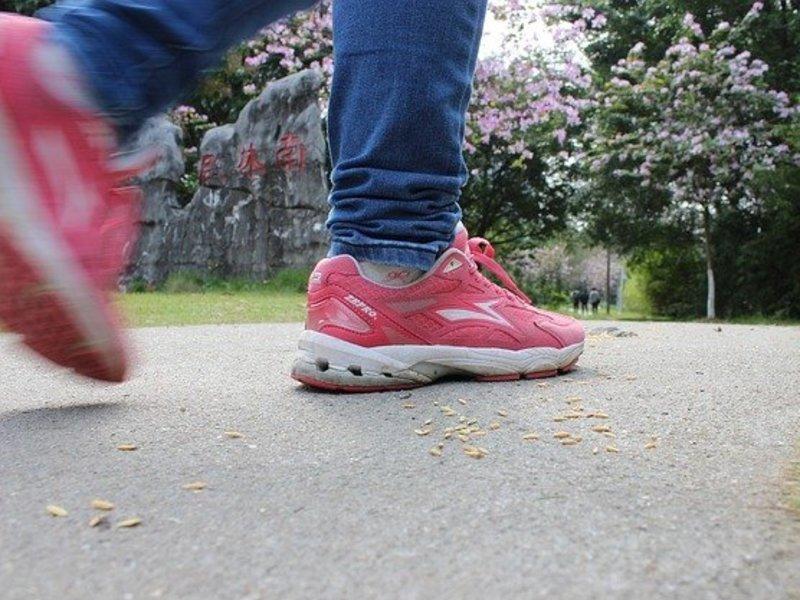 歩くマインドフルネス・心と姿勢を整え自分至上最高の自分になるの画像