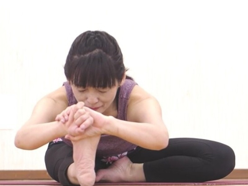 NEW!!【ZOOM講座】アシュタンガヨガ・ビギナー60分の画像