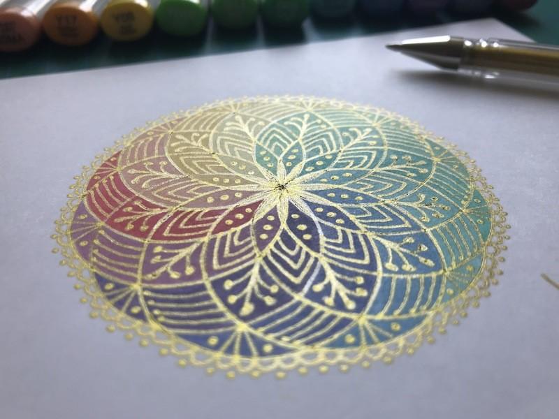 マヤ暦&マンダラアートで作る、私の<トリセツ>講座の画像