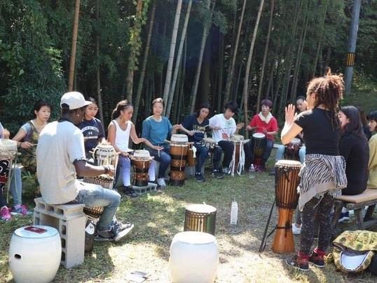 あおぞらアフリカンダンス&ドラムの画像