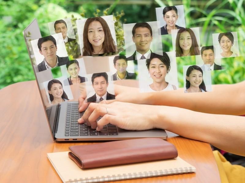 オンライン 営業マン必見 お客様と心の距離がぐっと近づく名前覚えの画像