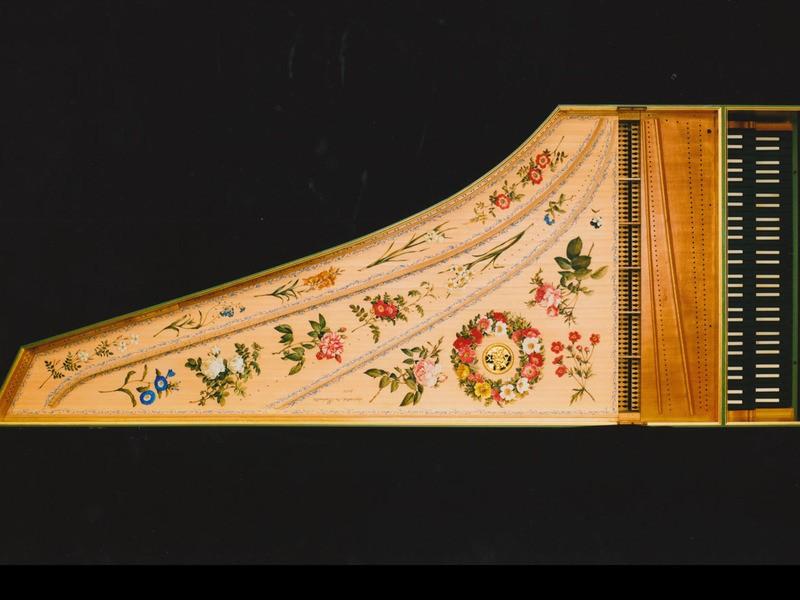 「絵画の中の音楽を聴く-フェルメールのチェンバロ」音楽図像学入門1の画像