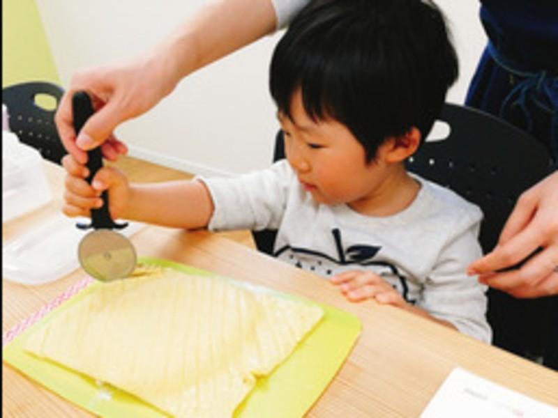 【夏休みこども向け講座】カブトムシ・クワガタパンを作ろう‼の画像
