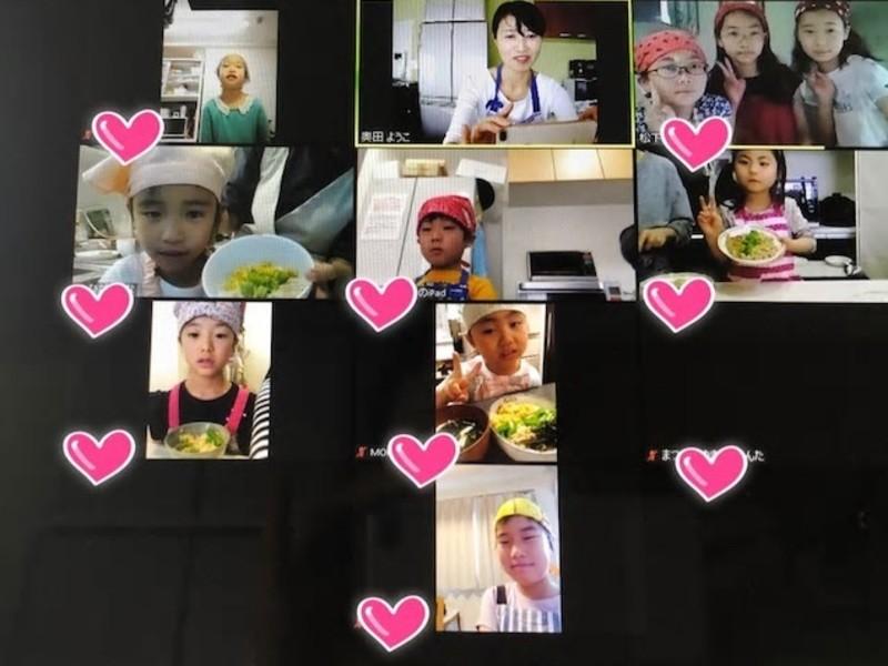 【オンライン】親子クッキング 手作りピザの画像