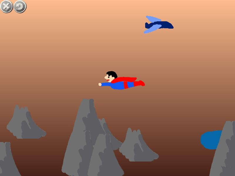 プログラミングアート「ふしぎな生き物ランド+ 3Dに見える?」の画像