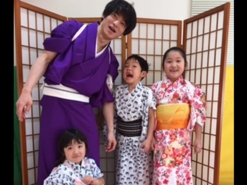 【子どもオンライン】楽しく踊って日本舞踊!お行儀・姿勢・所作の画像