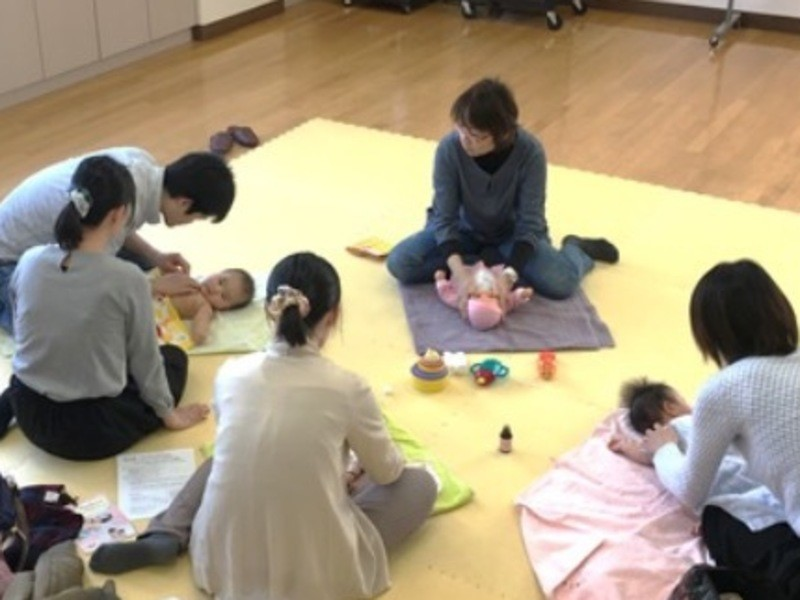 [オンライン]初めてのベビーマッサージ!子育てが楽しくなる秘訣!の画像