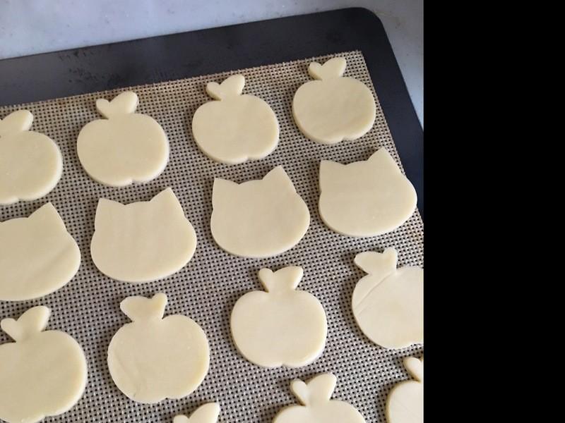 【オンライン】アイシングクッキーコース「TENARAI〜手習い」の画像