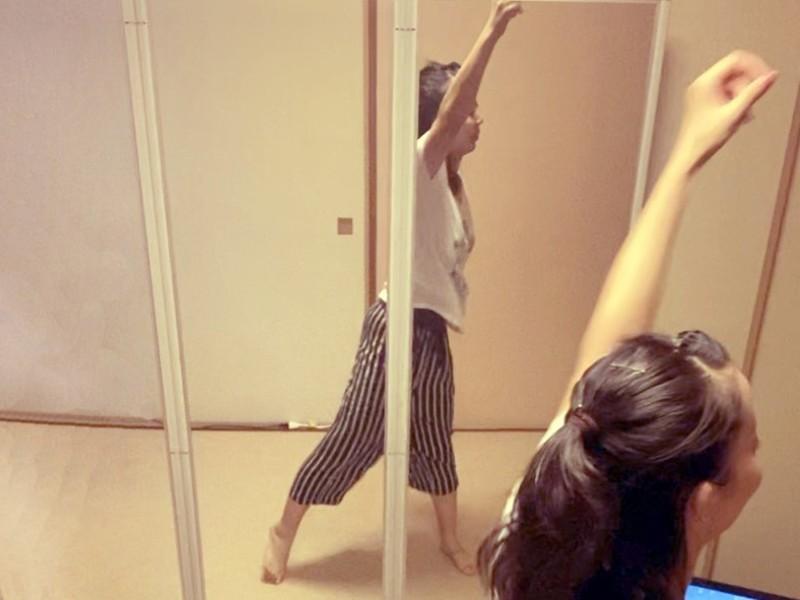 オンライン【ジュニアダンス】経験者◆小学生対象◆少人数制の画像