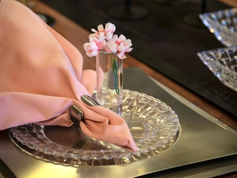 センス無しでもオシャレにテーブルコーディネートのコツ*初心者*千円の画像