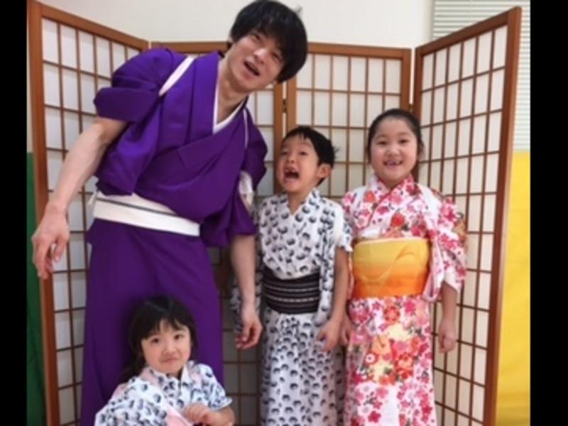 【子ども】楽しく踊って日本舞踊〈幼児~小学生向け〉の画像