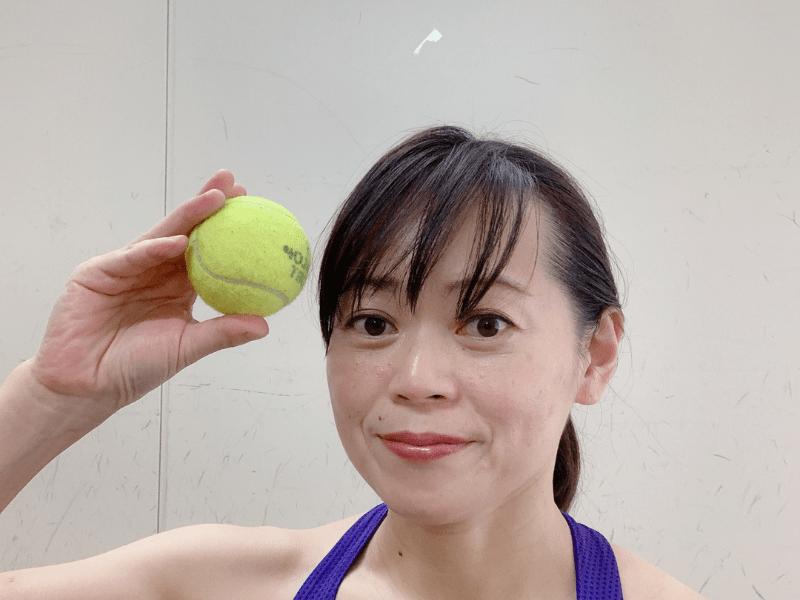 【立ち仕事の方必見】ボールで筋膜リリースストレッチ60分ZOOMの画像