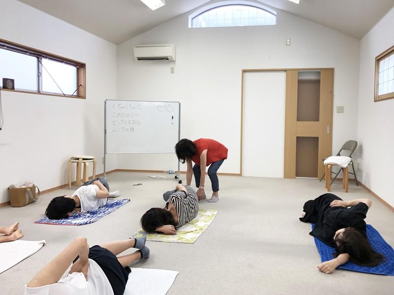 ✨夜活✨心と体のリラックス ゆる体操 月6回コースの画像