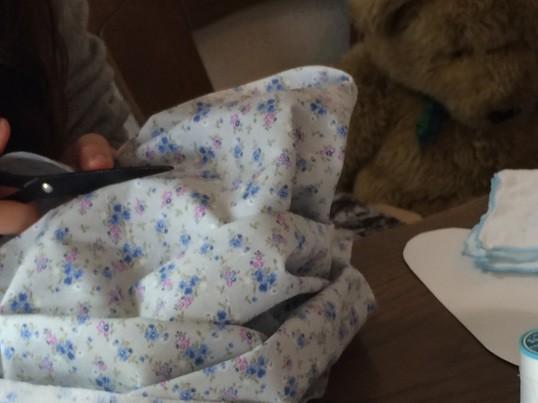 ナチュラルライフで子宮美人作り〜冷えとり布ナプキン作り〜の画像