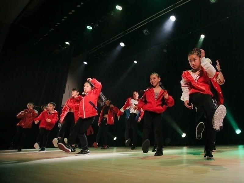 0から1の入門クラス☆キッズHIP-HOP DANCE☆の画像