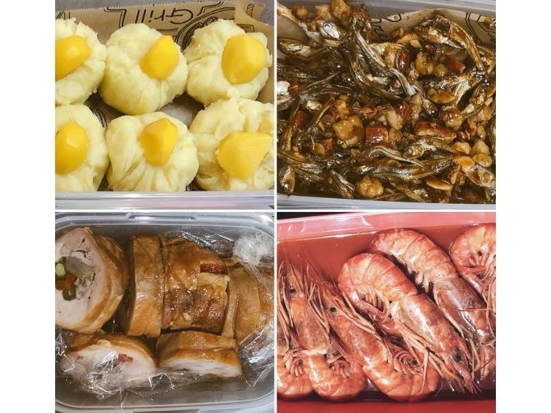【オンライン】コロナのお正月はワンプレート本格おせち料理を作ろう!の画像