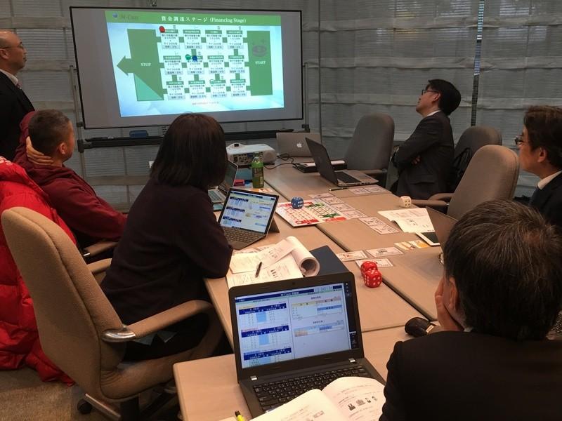 『ビジネスゲーム』で身につける!決算書セミナー(トライアル中級編)の画像