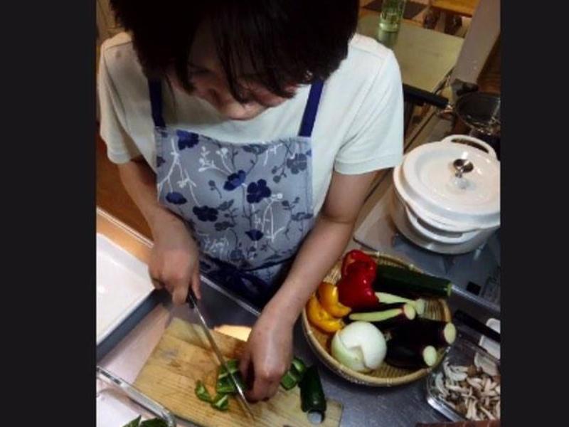 一緒に作って5品完成!今日と明日の私を楽にする!オンライン料理教室の画像