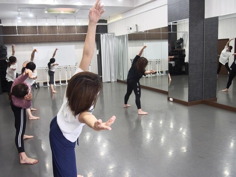 【ダンス初心者向け】邦楽曲でジャズダンスレッスン✨@高円寺/吉祥寺の画像