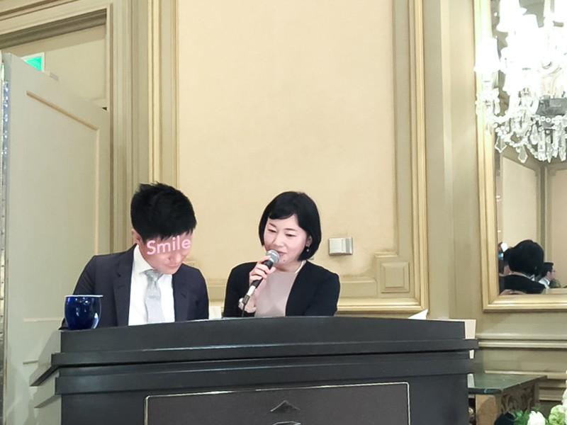 【1対1】スピーチ・司会・発表を成功させたい☆プロ司会が教えます!の画像