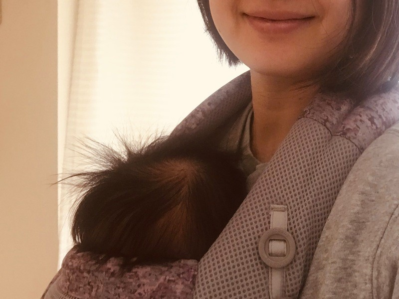 ベビーと一緒にマインドフルネス体験の画像