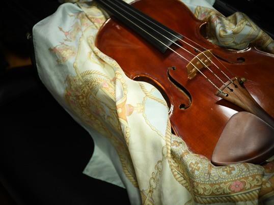【オンライン】楽しみながら30分!ヴァイオリン個人レッスンの画像